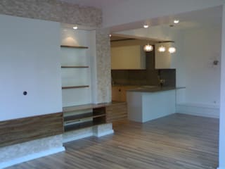 SERPİCİ's Mimarlık ve İç Mimarlık Architecture and INTERIOR DESIGN Interior landscaping Batu White