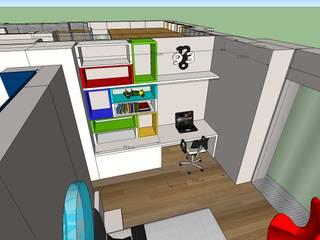 SERPİCİ's Mimarlık ve İç Mimarlık Architecture and INTERIOR DESIGN Interior landscaping Kayu Multicolored