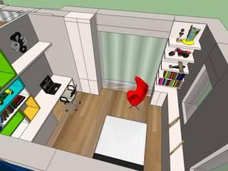 SERPİCİ's Mimarlık ve İç Mimarlık Architecture and INTERIOR DESIGN Stanza dei bambiniAccessori & Decorazioni PVC Variopinto