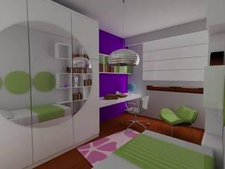 SERPİCİ's Mimarlık ve İç Mimarlık Architecture and INTERIOR DESIGN Nursery/kid's roomAccessories & decoration Kayu Multicolored