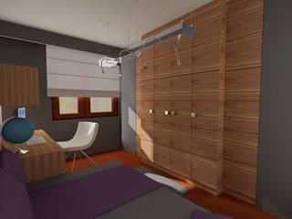 SERPİCİ's Mimarlık ve İç Mimarlık Architecture and INTERIOR DESIGN Study/officeAccessories & decoration Komposit Kayu-Plastik Wood effect
