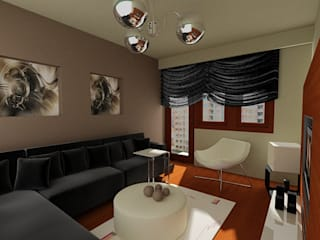 minimalist  by SERPİCİ's Mimarlık ve İç Mimarlık Architecture and INTERIOR DESIGN, Minimalist