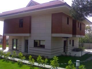 SERPİCİ's Mimarlık ve İç Mimarlık Architecture and INTERIOR DESIGN Villa Batu White
