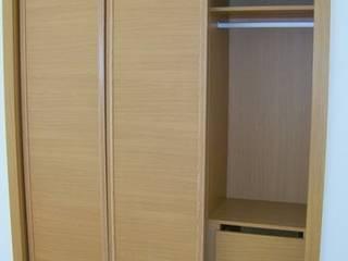 Bichinho Da Madeira BedroomWardrobes & closets Chipboard Brown