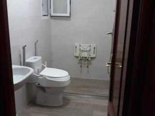 Baño accesible Baños de estilo clásico de AOM Proyectos Clásico