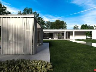 Minimalist houses by Beton House Minimalist
