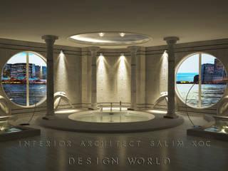 Modern Spa by İç Mimarist Modern