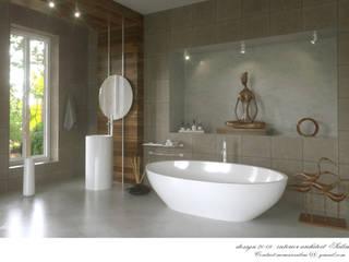 Minimalist style bathroom by İç Mimarist Minimalist