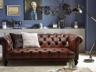 Özel ölçü mobilyalarımızla en küçük alanlarınızı değerlendirin. Lavin Mobilya Oturma OdasıKanepe & Koltuklar Deri Kahverengi