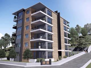 Mumcu İnşaat, 2. Etap Modern Evler CM² Mimarlık ve Tasarım Stüdyosu Modern
