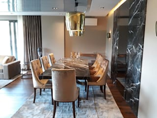 Modern Dining Room by LAMONETA DESIGN & PRODUCTION Modern