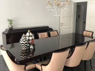 Acarkent Villa Projesi Klasik Yemek Odası LAMONETA DESIGN & PRODUCTION Klasik