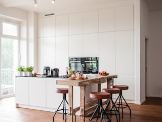 by andy | INTERIORDESIGN Industrial style kitchen
