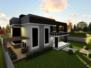LK Engenharia e Arquitetura Single family home