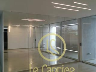 Diseño Iluminación Perfiles Comedores de estilo minimalista de Le Caprice Minimalista