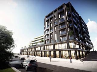 Güllük Mahallesi Kentsel Dönüşüm Projesi, Bursa CM² Mimarlık ve Tasarım Stüdyosu Modern