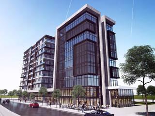 Davutdede Mahallesi Kentsel Dönüşüm Projesi, Bursa CM² Mimarlık ve Tasarım Stüdyosu Modern