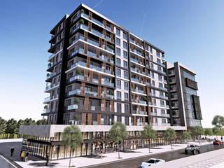 Davutdede Mahallesi Kentsel Dönüşüm Projesi, Bursa Modern Evler CM² Mimarlık ve Tasarım Stüdyosu Modern