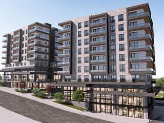 Davutkadı Mahallesi Kentsel Dönüşüm Projesi, Bursa CM² Mimarlık ve Tasarım Stüdyosu Modern
