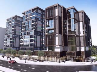 Duaçınarı Kentsel Dönüşüm Projesi, Bursa Modern Evler CM² Mimarlık ve Tasarım Stüdyosu Modern