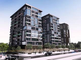 Duaçınarı Kentsel Dönüşüm Projesi, Bursa CM² Mimarlık ve Tasarım Stüdyosu Modern
