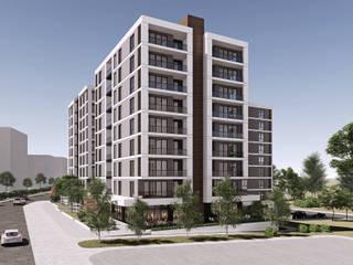 Minikkent Kentsel Dönüşüm Projesi, Bursa Modern Evler CM² Mimarlık ve Tasarım Stüdyosu Modern