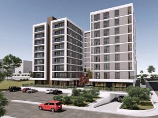 Minikkent Kentsel Dönüşüm Projesi, Bursa CM² Mimarlık ve Tasarım Stüdyosu Modern