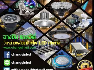 ผลิตภัณฑ์ไฟส่องสว่าง LEDหลากหลายชนิด ทางเลือกใหม่ของหลอดไฟประหยัดพลังงาน: คลาสสิก  โดย ฉางซิน แอลอีดี, คลาสสิค