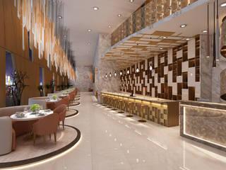 Restaurante First light Alpha Details Hotéis modernos