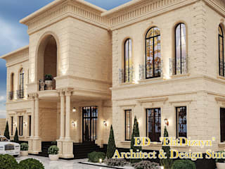 Проект классического дома от ED - studio от ED - Architect & design STUDIO Классический