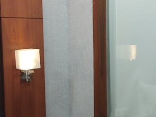 Gurgaon Hotel Modern living room by Decorativny Modern