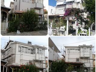 EVREN YAPI İNŞAT DEKORASYON Modern Evler EVREN YAPI İNŞAAT & DEKORASYON Modern