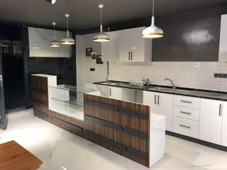 Bursa Fsm de Butik Bir Ev Yemekleri & Cafe Tasarımı Burak Şakar İç Mimarlık Minimalist