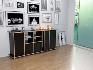 eclectic  by form.bar, Eclectic