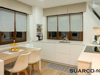 Modern kitchen by Suarco Modern