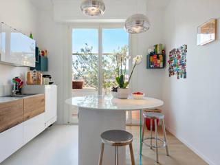Appartamento Flaminia di BB1 LABORATORIO DI ARCHITETTURA & DESIGN Moderno