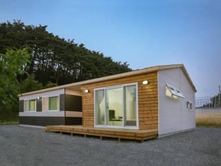 공간제작소(주) Wooden houses