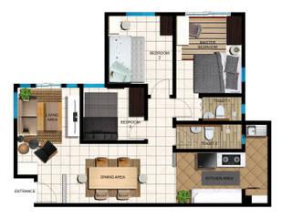 FH Residence MZH Design Floors