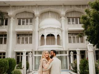 Gaurav & Emma   Wedding Teaser   Best Wedding in Chandigarh, India Subodh Bajpai Photography Chandigarh