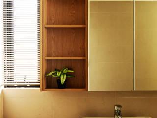 HR Residence MZH Design Modern style bathrooms
