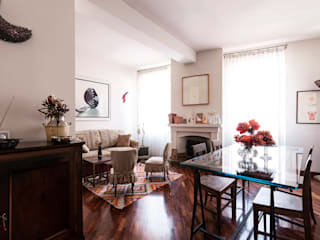 Classic style living room by elena romani PHOTOGRAPHY Classic