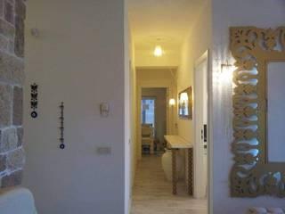 SERPİCİ's Mimarlık ve İç Mimarlık Architecture and INTERIOR DESIGN Interior landscaping Komposit Kayu-Plastik Yellow