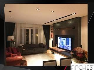 DAİRE DEKORASYONU ARCHES DESIGN Oturma OdasıAksesuarlar & Dekorasyon Ahşap-Plastik Kompozit Rengarenk
