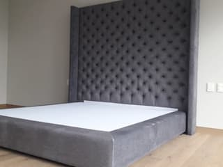 Cabecera Capitonada de ACY Diseños & Muebles Moderno
