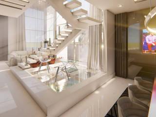 Casa LO-LLY por FS - Arquitetura Moderno