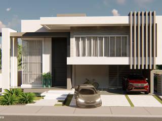 Casa LO-LLY Casas modernas por FS - Arquitetura Moderno