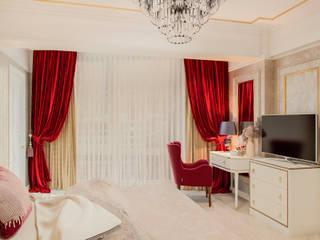 Интерьер Спальни Спальня в классическом стиле от ТОО 'ЕвроСервис Казахстан' Классический