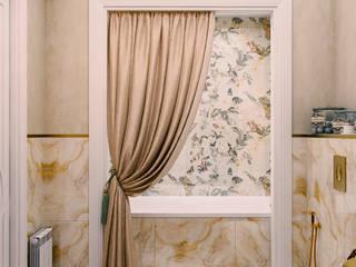 Интерьер Спальни Ванная в классическом стиле от ТОО 'ЕвроСервис Казахстан' Классический