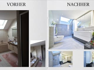 Vorher / Nachher Ruepp Schreinerei AG