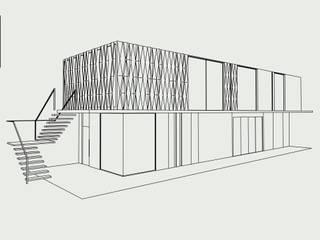 Alucomex Acp de Rapzzodia Interiorismo Moderno